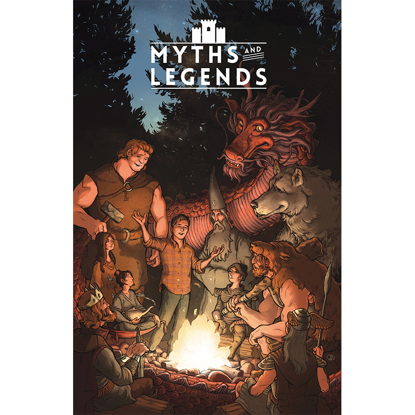 Myths and Legends – Telling the stories of the past in the language