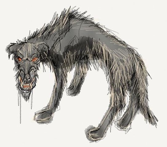 9-Dogs and Wolves: Generations (Fenrir, The Black Dog, Dog