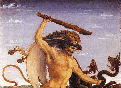 10A-Hercules: Going into Labor – Myths and Legends