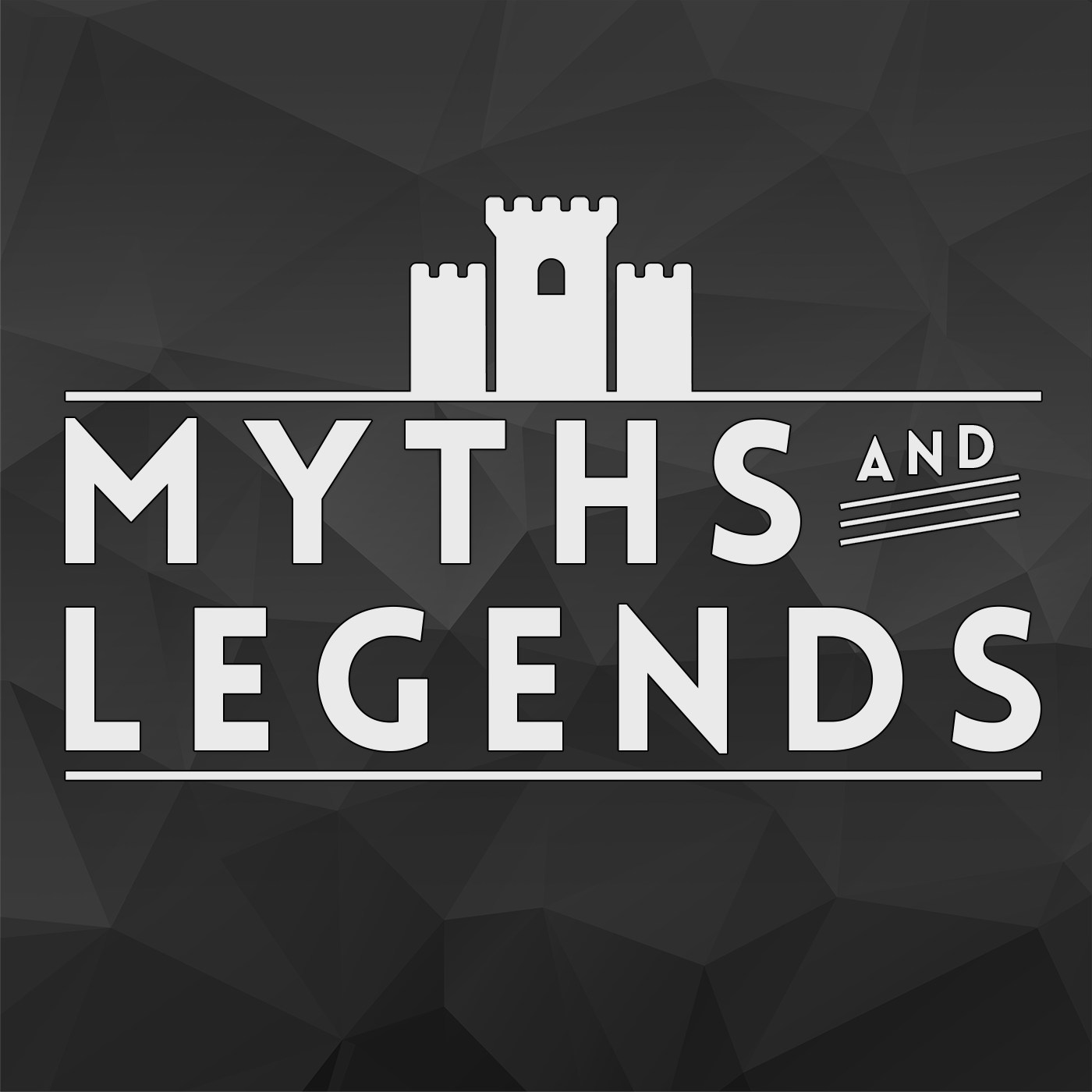 myths and legends podcast logo