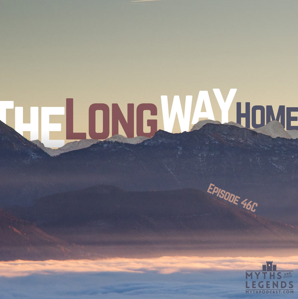 myths and legends long way gone
