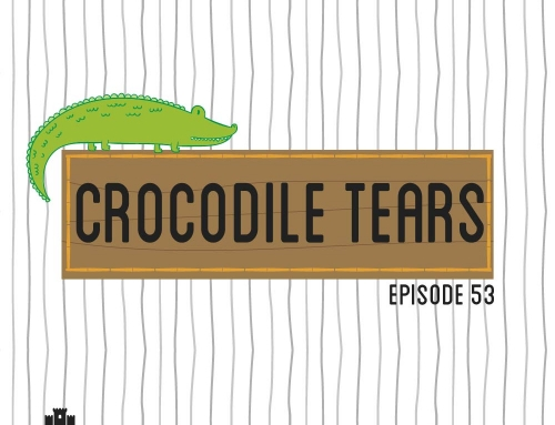 53-African Folklore: Crocodile Tears