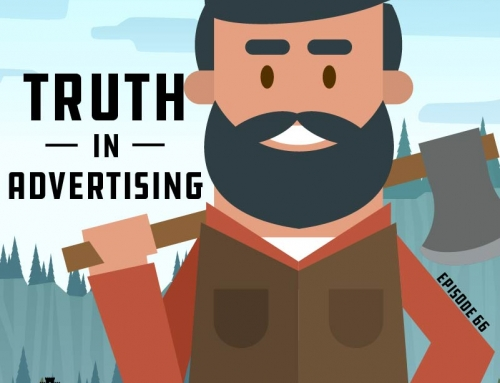 66-Paul Bunyan: Truth in Advertising