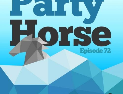 72-Kelpie: Party Horse