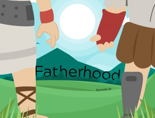 91-Greek Myths: Fatherhood