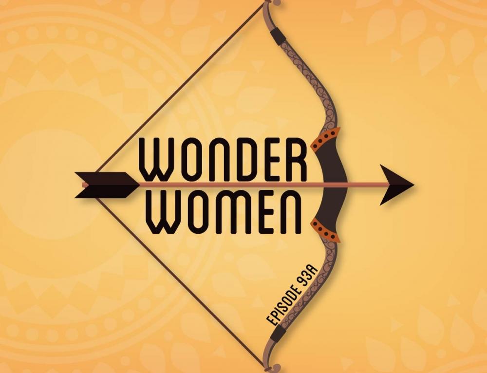 93A-Amazons: Wonder Women