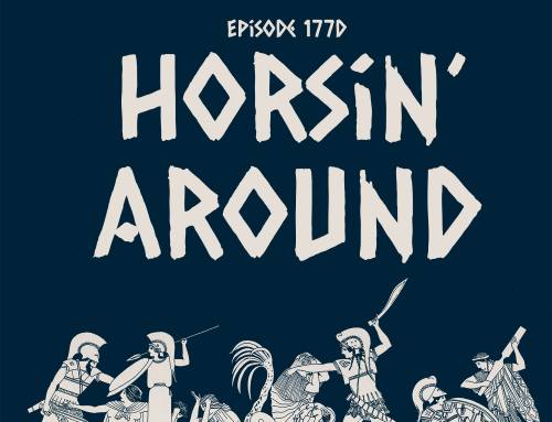 177D-Trojan War: Horsin' Around