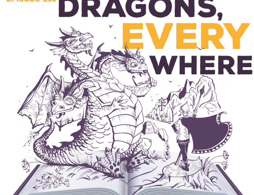 210-Russian Legends: Dragons, Dragons Everywhere (ad-free)