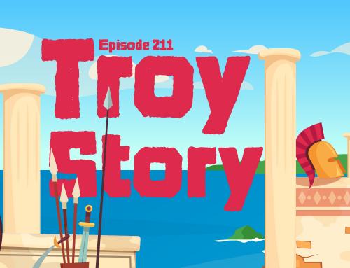 211-Aeneid: Troy Story
