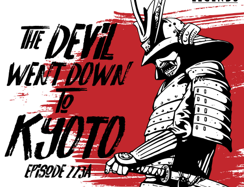 223A-Samurai Legends: The Devil went down to Kyoto
