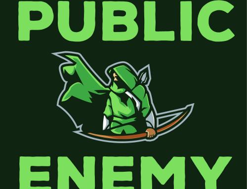 232-Robin Hood: Public Enemy