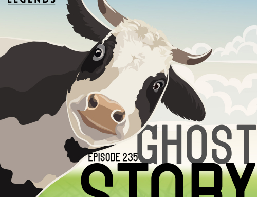 235-Korean Folklore: Ghost Story (ad-free)